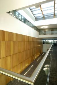 New Edinburgh Vet School Lobby