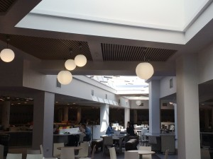 Student Dining Area